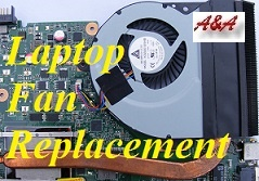 Market Drayton Packard Bell Laptop Cooling Fan Repair