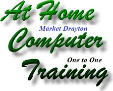 Market Drayton Home Computer Coaching and Training