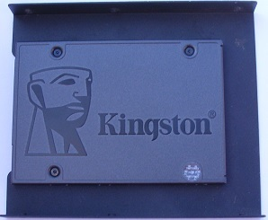Market Drayton PC Kingston Solid State Drive Installation