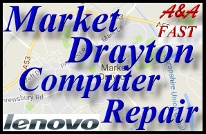 Lenovo Market Drayton PC Repair, Lenovo Laptop Repair Market Drayton
