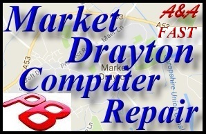Packard Bell Market Drayton Laptop Repair - Packard Bell Market Drayton PC Repair