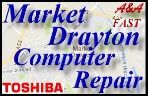 Toshiba Market Drayton Laptop Repair - Toshiba Market Drayton Laptop Fix