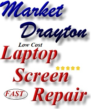Market Drayton Broken Laptop Screen Repair