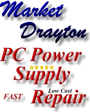 Market Drayton PC Power Supply Repair