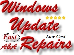 Market Drayton Computer Update Fix - Windows Update Repair